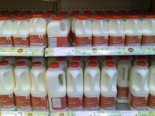Milk bottles | by markhillary