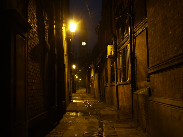 Back Streets Of Wakefield