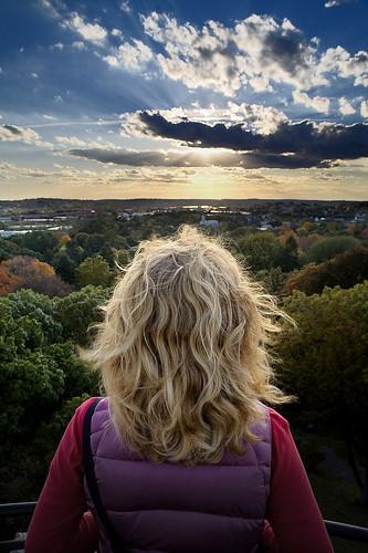 travel autumn sunset sky boston landscape massachusetts atmosphere adventure watertown hdr emilydavis mountauburn