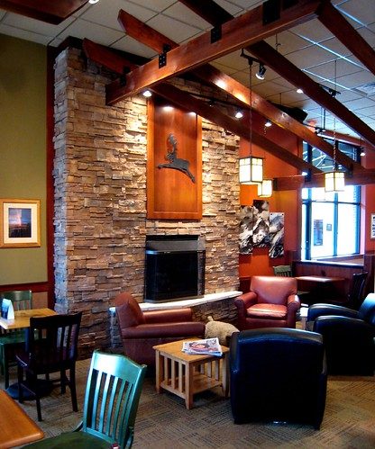 Caribou Coffee - Leawood KS | by Kayakman