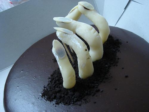 Zombie Cake | by ComeUndone