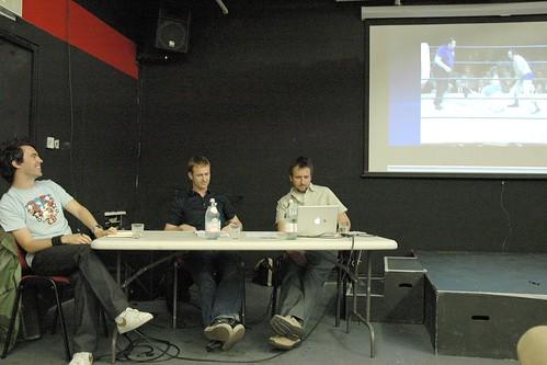 Smith & Foulkes Talk at Darklight 2006 | by darklight festival
