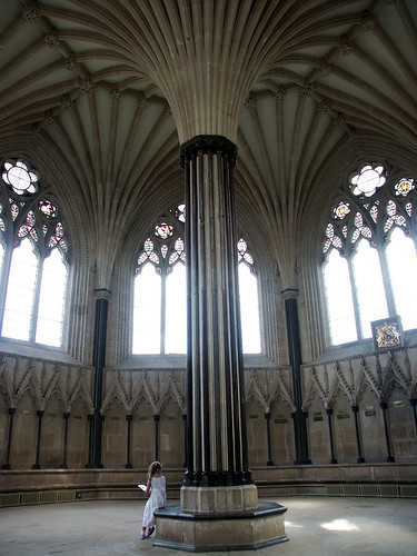 Wells Cathedral by malona