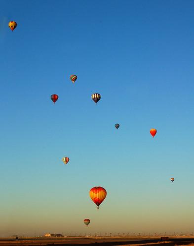 arizona airshow hotairballoons goodyear