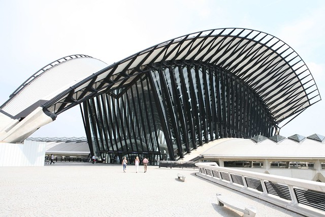 Santiago Calatrava in Lyon