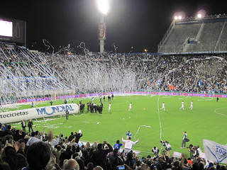 Vélez Sarsfield 0 - 0 Estudiantes de La Plata | by Sam Kelly