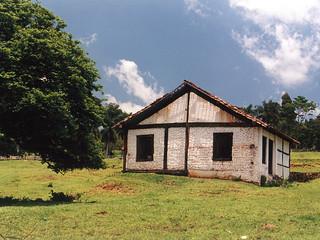 A casa / The house