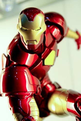 Iron Man Comiquette | by PowerPee