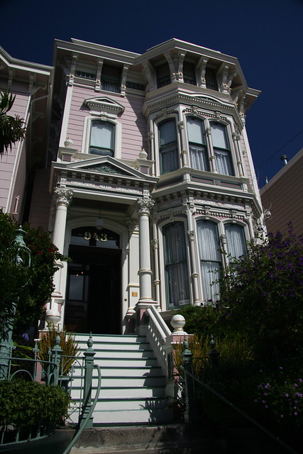 Inn San Francisco... My Accomodations