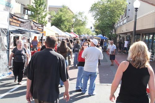 Napa Chef's Market June 24, 2010 | by bilhelm96