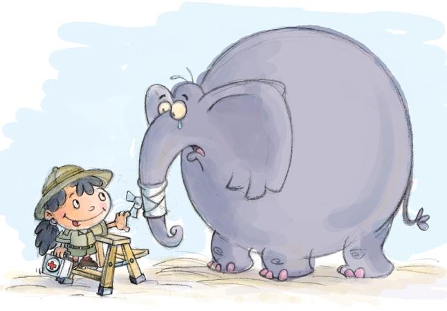 Elephant's nose