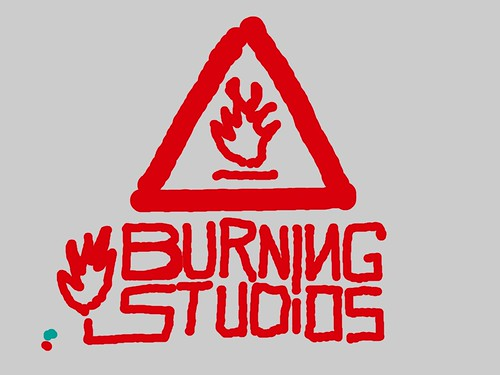 06 February 2009: Burning Studios | by FriiSpray