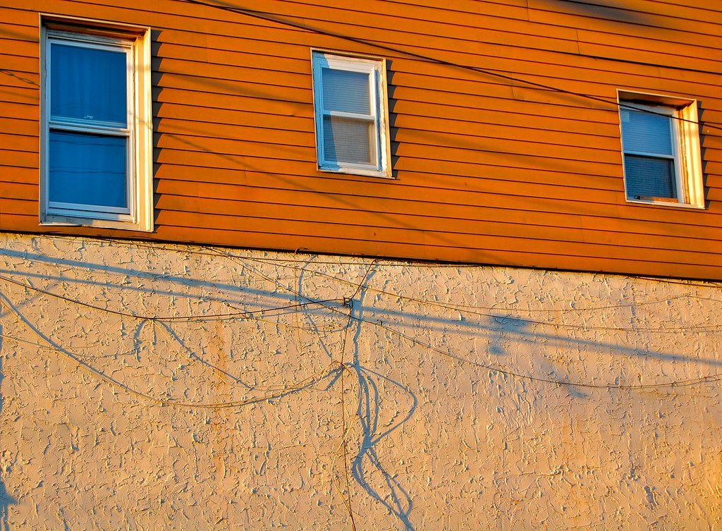 3 Windows/Squiggly Shadows
