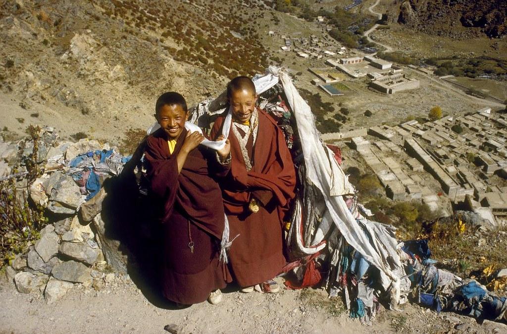 Tybet / Tibet