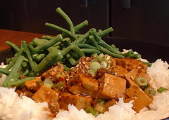 Mapo Tofu with Green Beans | by FotoosVanRobin
