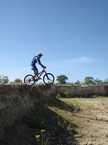 Salto / Drop - Puebla Bikers