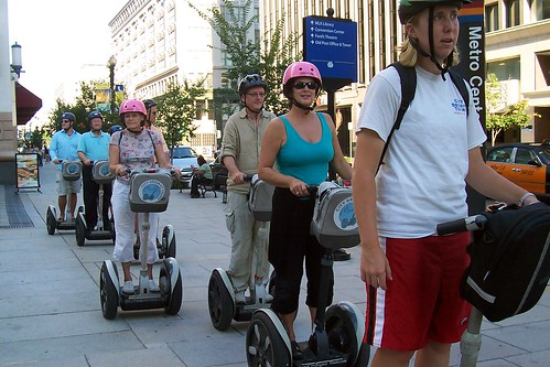 Segway Tourists | by runneralan2004