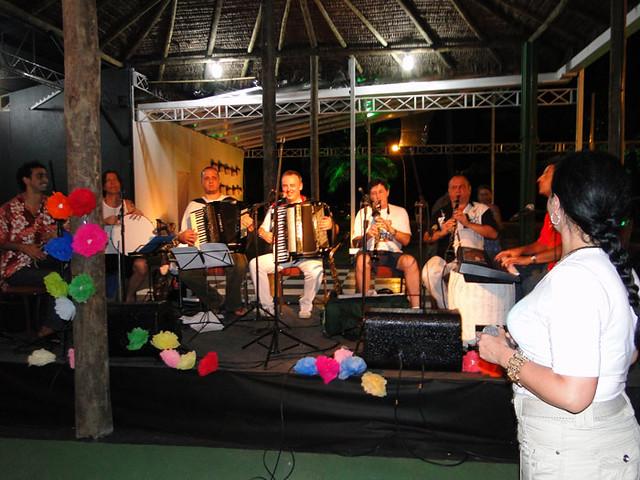 V Encontro Internacional de Músicas e Danças Étnicas