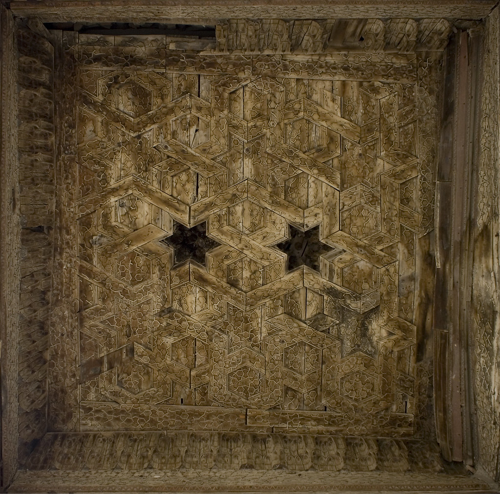 Mosque roof panel by Miles_78