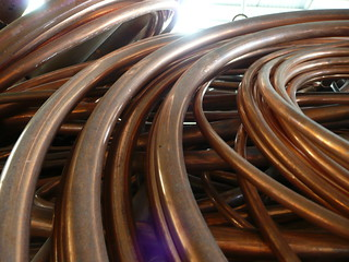 coiled copper tubing | by neufcent9