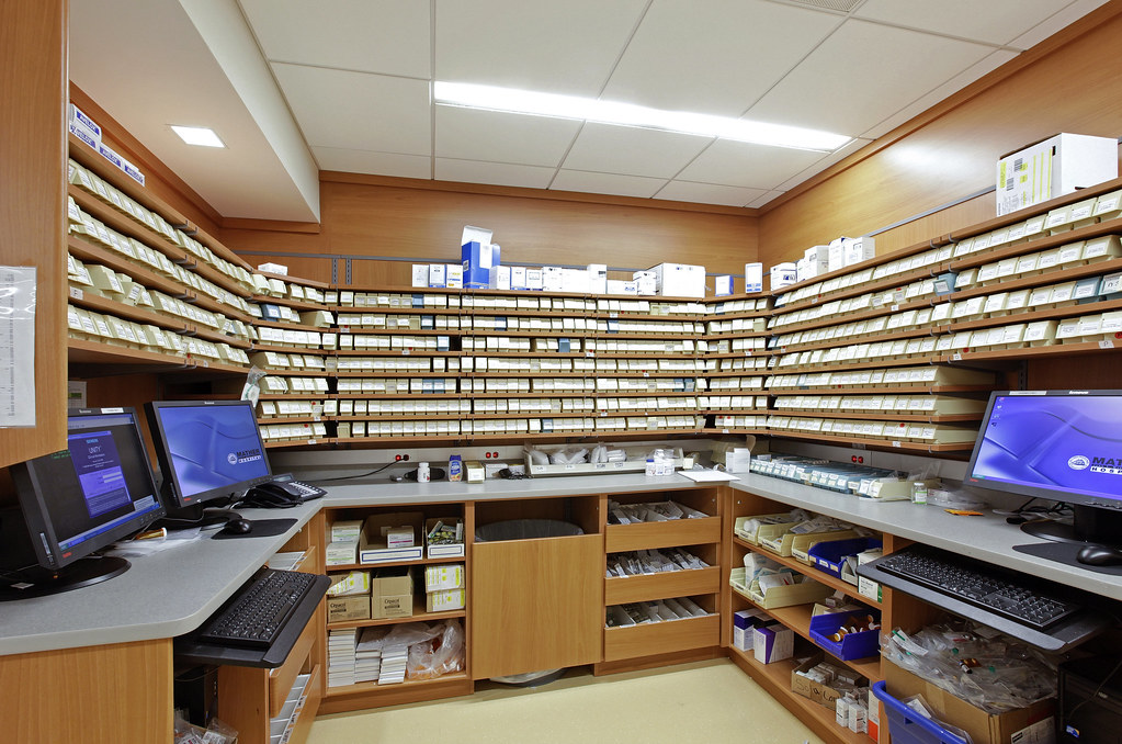 Mather Hospital Pharmacy This Is The New Pharmacy In