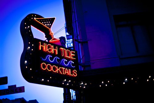 "High Tide ""Cocktails"" 