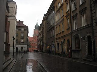 Old Town, Warsaw | by Mervyn S