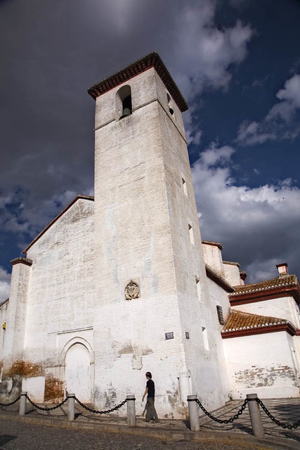 Albayzín, Granada, España