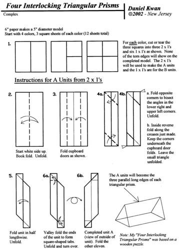 Diagrams - 4 Triangular Prisms - Page 1 | by Daniel Kwan
