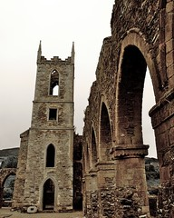 Baltinglass Abbey Ruins, Wicklow