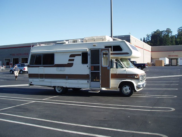 1982 Lazy Daze motorhome | dating as an adult is like going