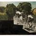 croxcard 25 robin vermeersch (2003) BERNARD HINAULT<br /> collage 10x15cm