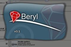 Beryl 0.1 Splash Screen | by -= Treviño =-