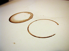 Coffee rings or The O.C.? | by massdistraction