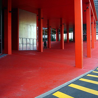 Red Pillars | by gadl