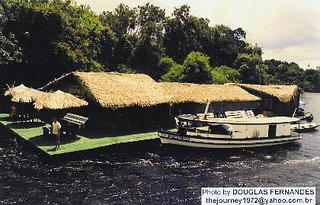 Amazonia - Floresta amazônica - hotel de floresta (jungle lodge) - igapós - amazon rain forest (Iranduba, Amazonas, Brasil).