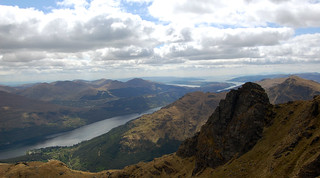 Loch Long from The Cobbler North Top | by stusmith_uk