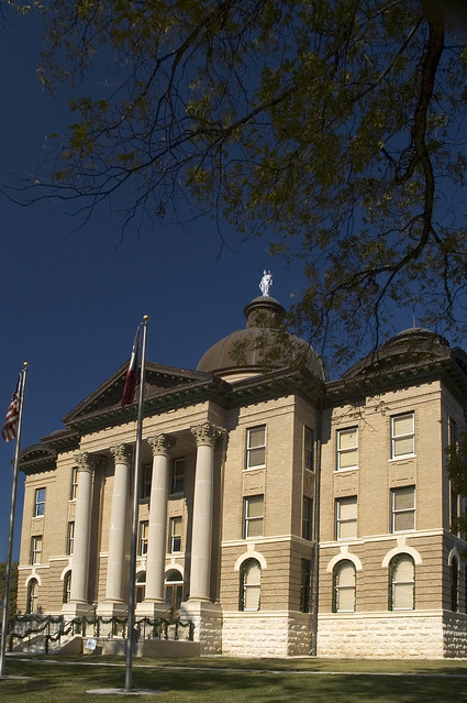 Hays County Courthouse 2