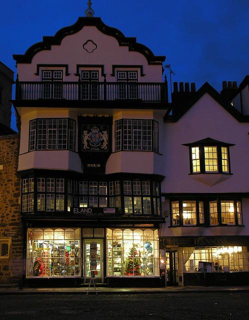 Eland Bookshop, Exeter.