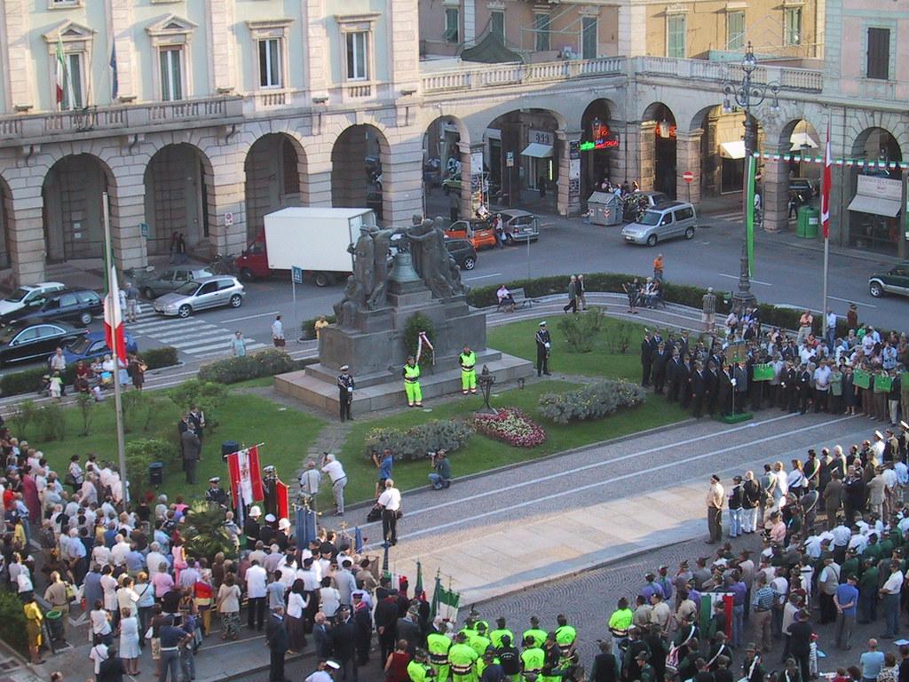 Savona: il monumento ai caduti