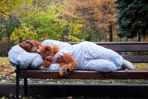 Sleep... | by dancing+bambi