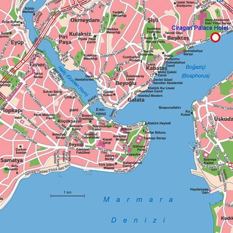 Istanbul Karte Der Rote Kreis Ist Die Ungefahre Lage Des C Flickr