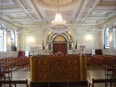 Inside Bet El synagogue Casablanca | by dlisbona