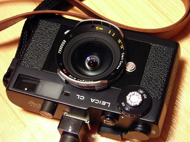 Zeiss Hologon 16mm