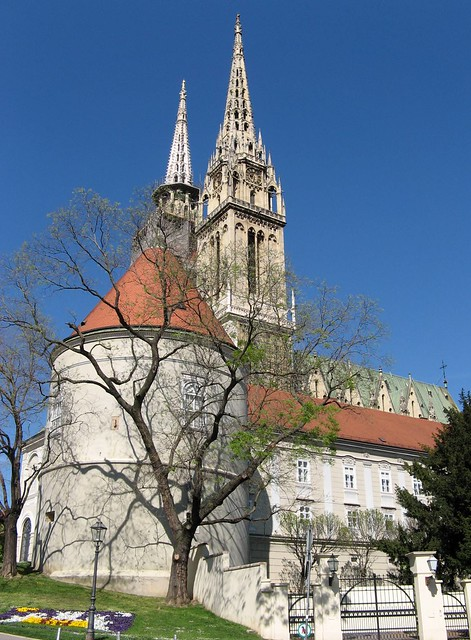 Archbishop's Palace and Cathedral of St. Stephen