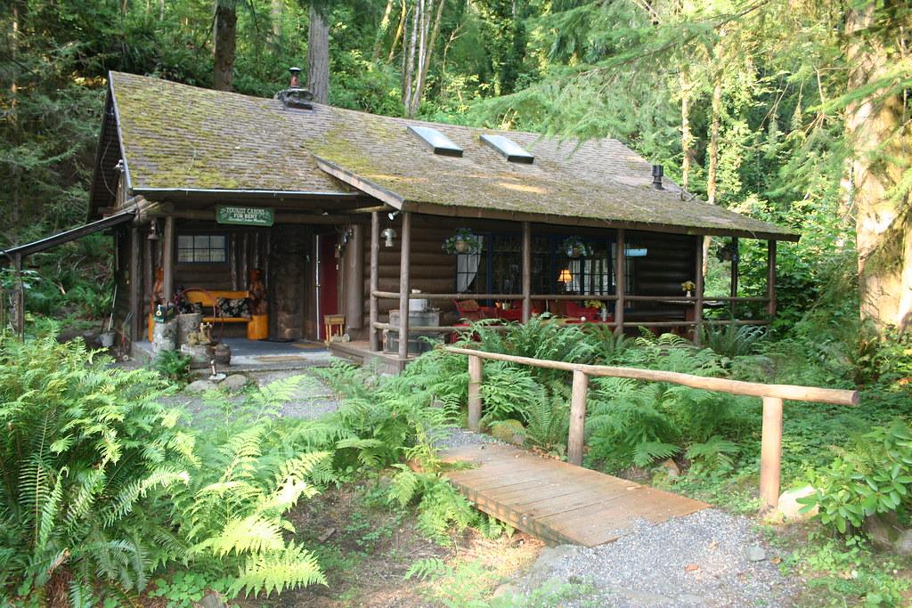 Steiner log cabins masters thesis