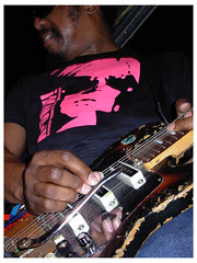 Mick Collins of the Dirtbombs at Southpaw 2006