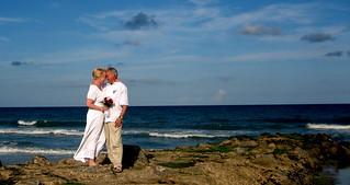 Papa & Gigi on their wedding day   by heyshanny