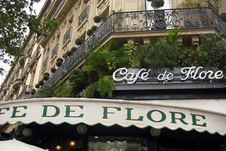 Paris - St-Germain-des-Prés: Café de Flore | by wallyg