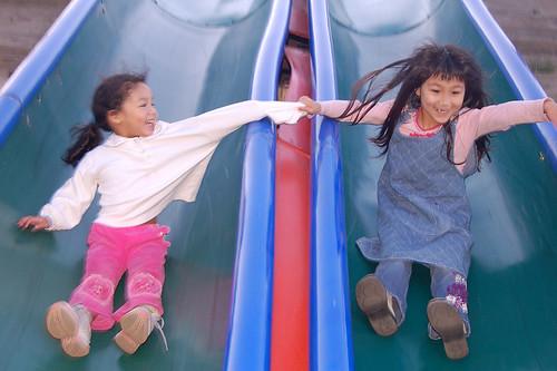 Sliding Siblings